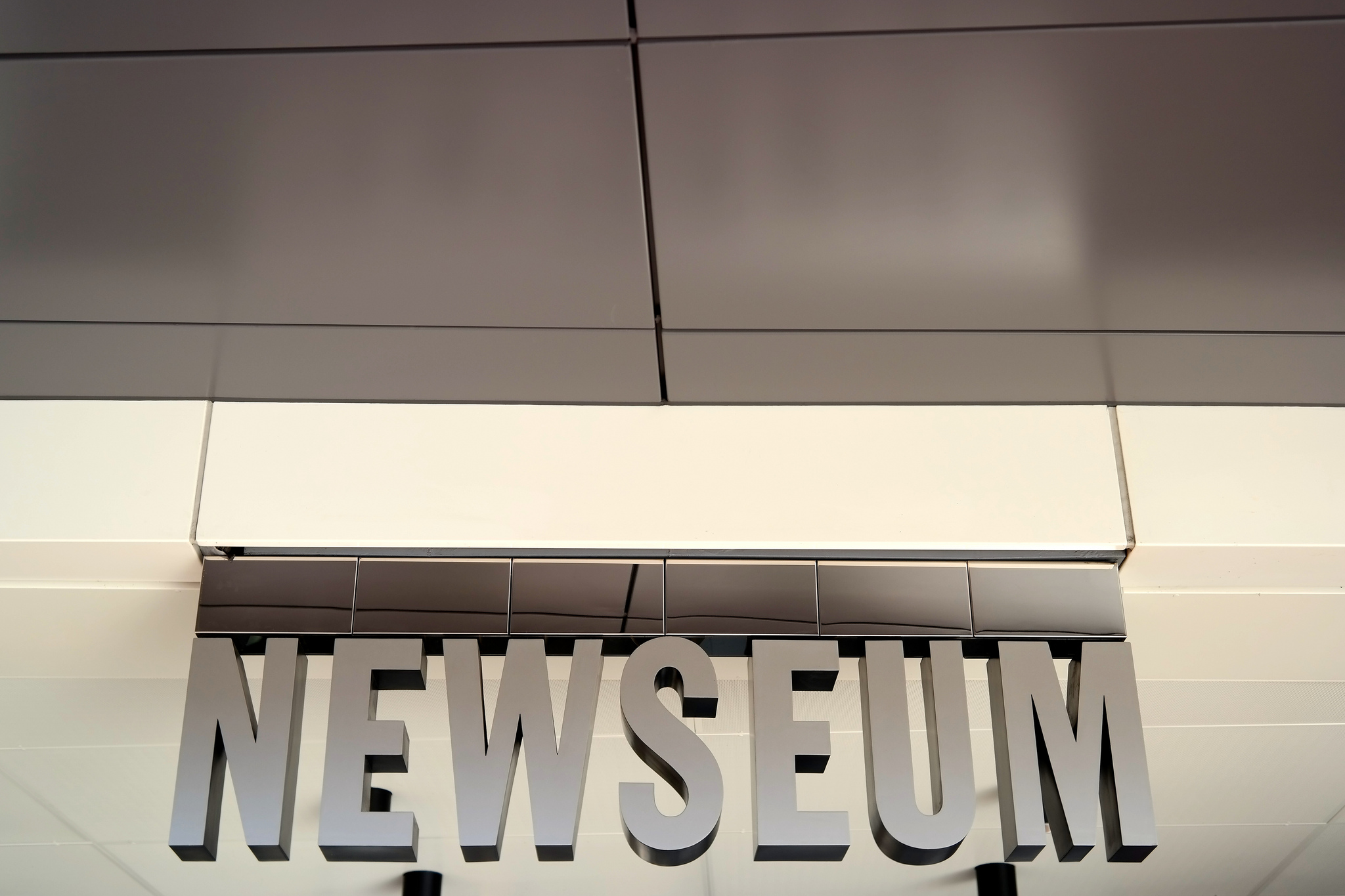 Journalism at the Crossroads: A Visit to the Newseum